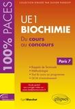 Cyril Blanchet - UE1 Biochimie (Paris 7) - Du cours au concours.