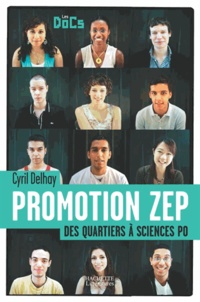 Cyril Delhay - Promotion zep.