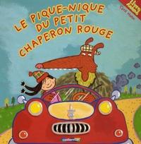 Cyril Hahn - Le pique-nique du Petit Chaperon rouge - Livre Animé.