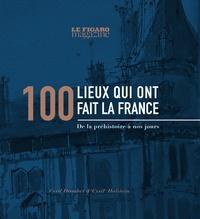 Cyril Hofstein et Cyril Drouhet - 100 lieux qui ont fait la France - De la préhistoire à nos jours.