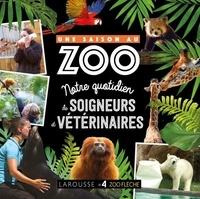 Cyril Hue - Notre quotidien de soigneurs vétérinaires.