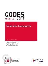 Histoiresdenlire.be Code des transports - À jour au 1er février 2019 Image