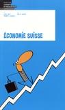 Cyril Jost et Vincent Kucholl - Economie suisse.
