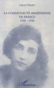 La communauté arménienne de France - 1920-1950.pdf