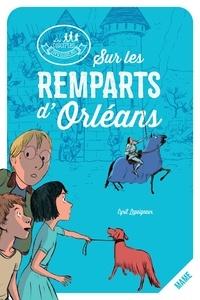 Cyril Lepeigneux et Alban Marilleau - Sur les remparts d'Orléans.