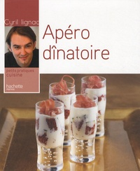Cyril Lignac - Apéro dînatoire.