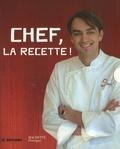 Cyril Lignac - Chef, la recette ! A vous de jouer ! - Coffret en 2 volumes.