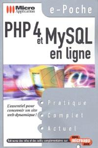 Checkpointfrance.fr PHP 4 et MySQL en ligne Image