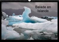 Cyril Rakowski - Balade en Islande (Calendrier mural 2017 DIN A3 horizontal) - L'Islande en 12 photos (Calendrier mensuel, 14 Pages ).