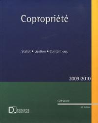 Cyril Sabatié - Copropriété - Statut, Gestion, Contentieux. 1 Cédérom
