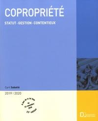 Cyril Sabatié - Copropriété - Statut, gestion, contentieux.