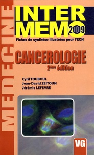 Cyril Touboul et Jean-David Zeitoun - Cancérologie.