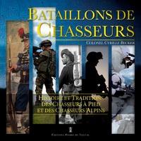 Cyrille Becker - Bataillons de chasseurs.