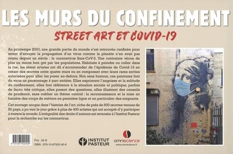 Les murs du confinement. Street art et covid-19