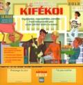 Cyrille Berger - Le Kifékoi 2013 - Organisation, responsabilités, entretien : l'outils indispensable pour savoir QUI FAIT QUOI à la maison.