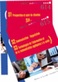 Cyrille Courson et Jérôme Borgne - S1 Prospection et suivi de clientèle, S4 Mercatique ; S2 communication-négociation, S3 technologies de l'information et de la communication appliquées à la vente 1re et Tle Bac Pro Vente - Pack en 2 volumes.