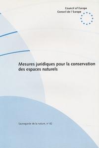 Cyrille de Klemm et Claire Shine - Mesures juridiques pour la conservation des espaces naturels.