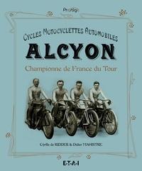 Cyrille de Ridder et Didier Mahistre - Cycles Motocyclettes Automobiles Alcyon - Championne de France du Tour.