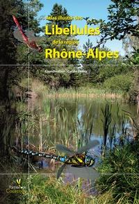 Accentsonline.fr Atlas illustré des libellules de la région Rhône-Alpes Image