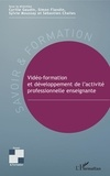 Cyrille Gaudin et Simon Flandin - Vidéo-formation et développement de l'activité professionnelle enseignante.