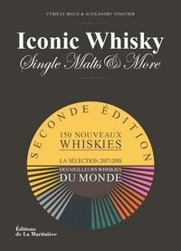 Goodtastepolice.fr Iconic Whisky, Single Malts & More - Un guide de dégustation d'experts, la sélection 2017-2018 des meilleurs whiskies du monde Image