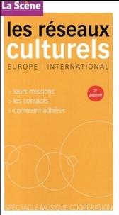 Cyrille Planson - Les réseaux culturels - Europe, international.