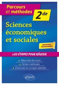 Cyrille Rouge-Pullon - Sciences économiques et sociales 2de.