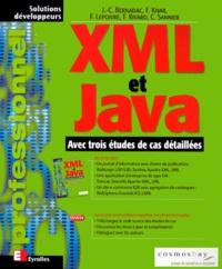 XML et Java. Avec trois études de cas détaillées.pdf
