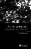 Cyrille Sardais - Patron de Renault - Pierre Lefaucheux (1944-1955).