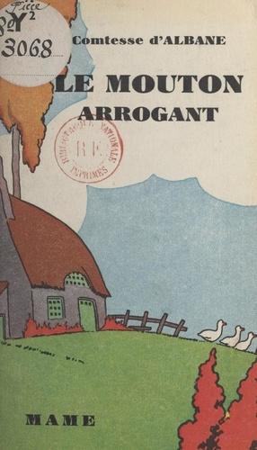 Le mouton arrogant