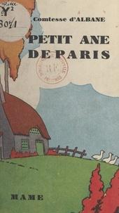 d'Albane et P. Rousseau - Petit âne de Paris.