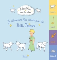 D'après Antoine de Saint-Exupé - Je découvre les animaux du Petit Prince.