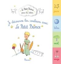 D'après Antoine de Saint-Exupé - Je découvre les couleurs avec Le Petit Prince.
