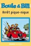 D'Après Roba et Fanny Joly - Boule et Bill - Arrêt pique-nique - Mes premières lectures avec Boule et Bill.