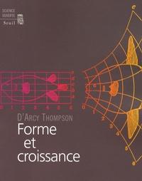 Forme et croissance.pdf