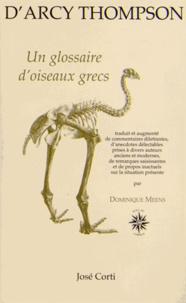 Deedr.fr Un glossaire d'oiseaux grecs Image