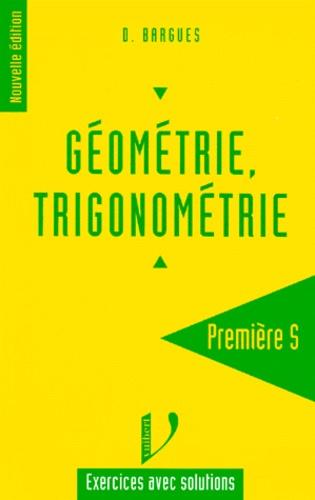 Trigonométrie 1ere S Exercices Corrigés