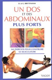 Deedr.fr Un dos et des abdominaux plus forts - 165 Exercices pour construire sa musculature Image