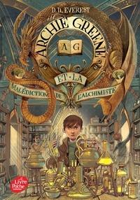 D-D Everest - Archie Greene Tome 2 : Archie Greene et la malédiction de l'alchimiste.