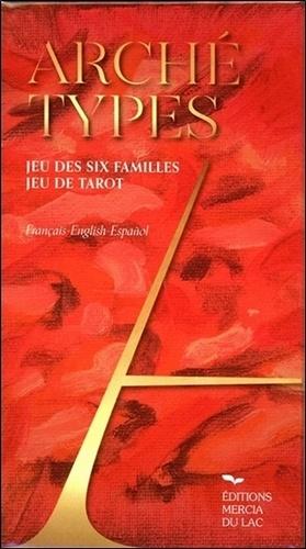 D Didier - Archétypes - Jeu des six familles, jeu de tarot.