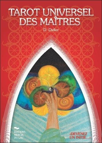 D Didier - Tarot universel des maîtres.