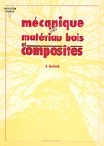 D Guitard - Mécanique du matériau bois et composites.