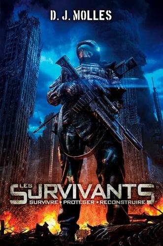 Les survivants T01 - Format ePub - 9782809447057 - 8,99 €