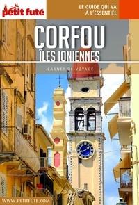 Télécharger le livre anglais corfou / iles ioniennes  carnet 2020 petit fute + offre num (French Edition)  par D. / labourdette j. & alter Auzias