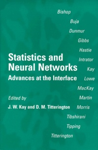 STATISTICS AND NEURAL NETWORKS. Advances at the Interface - D-M Titterington | Showmesound.org