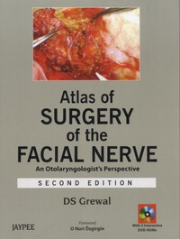 D S Grewal - Atlas of Surgery of the Facial Nerve. 2 DVD