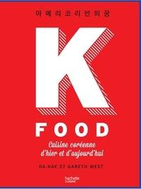 Histoiresdenlire.be K Food - Cuisine coréenne d'hier et d'aujourd'hui Image