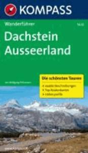 Dachstein - Ausseerland - Wanderführer mit Tourenkarten und Höhenprofilen.