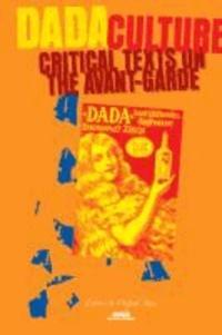Dafydd Jones - Dada Culture - Critical Texts on the Avant-Garde..