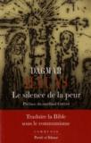 Dagmar Halas - Le silence de la peur - Traduire la Bible sous le communisme.